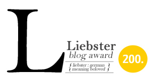 liebster blog 1