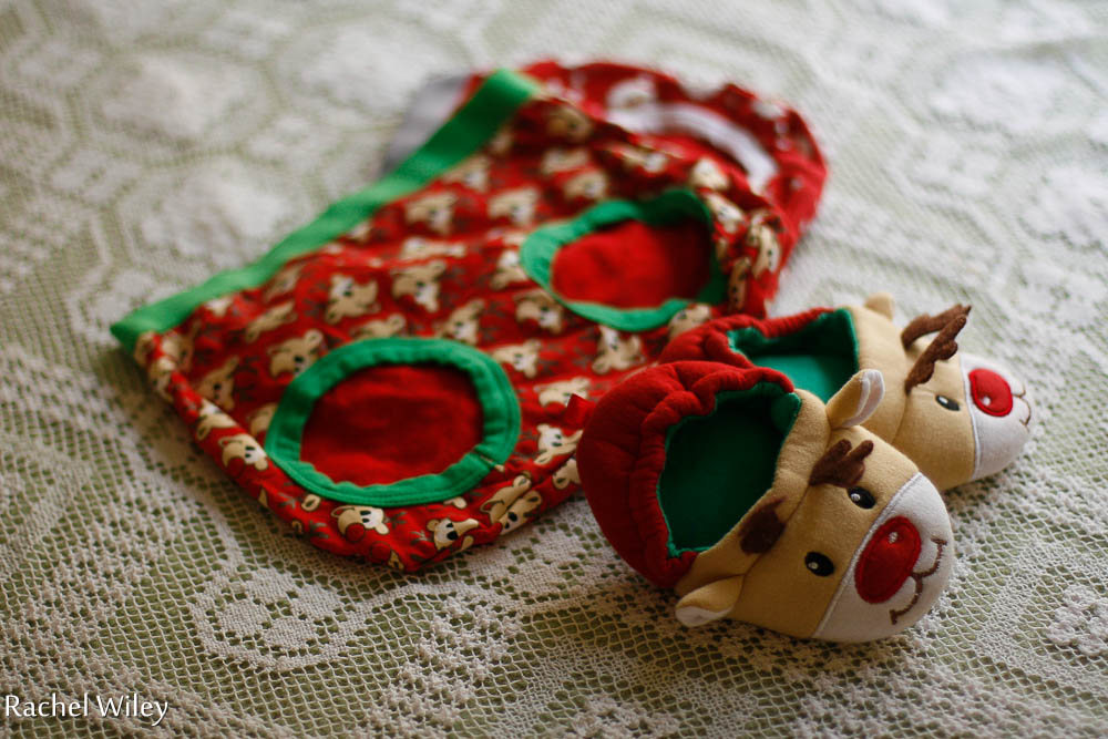 Perhaps even two pairs each so you can rotate them through the entire month  of December. Be sure they make you feel perfectly festive. ba2580493