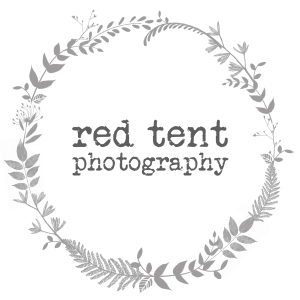 J+J RedTent Photography Bus Card
