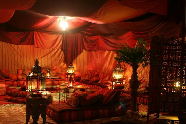 red tent retreat